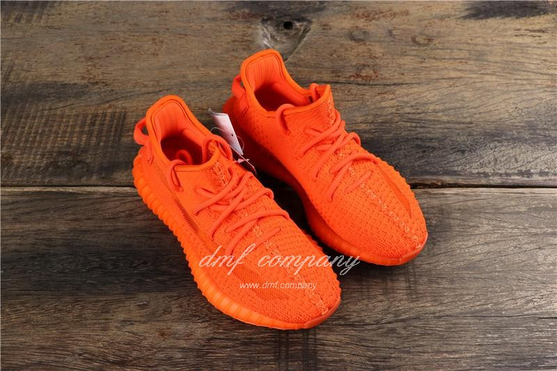 Adidas Yeezy Boost 350 V2 Men Women Red Shoes 7