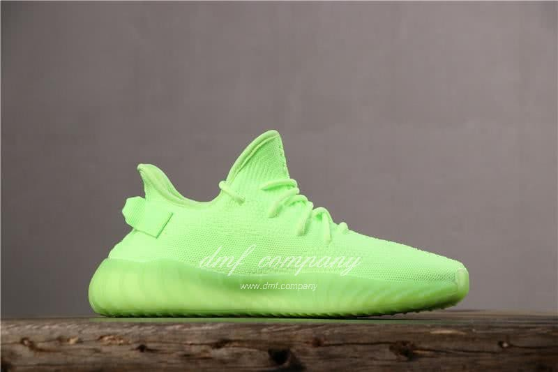 Adidas Yeezy Boost 350 V3 Shoes Green Men 2
