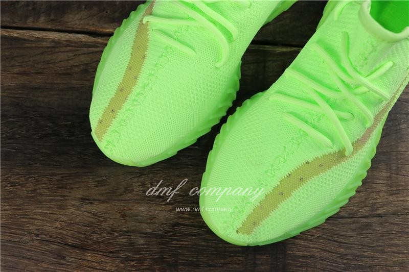 Adidas Yeezy Boost 350 V3 Shoes Green Men 5