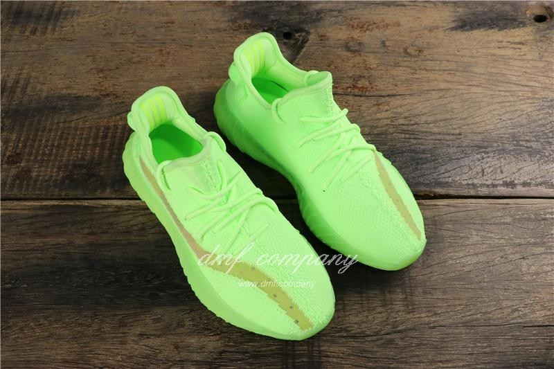 Adidas Yeezy Boost 350 V3 Shoes Green Men 7