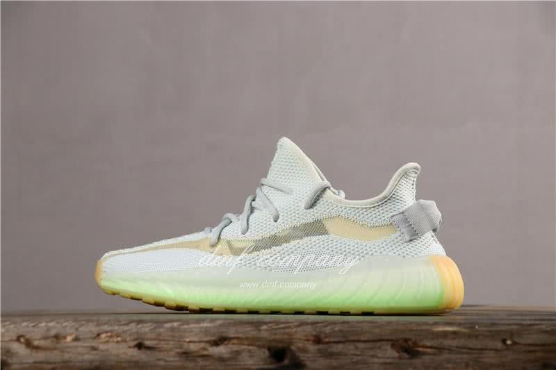 """Adidas Yeezy Boost 350 V2 """"BLACK REFLECTIVE"""" GET Shoes White Men 1"""