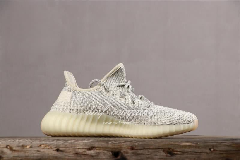 Adidas Yeezy Boost 350 V2 White Static Men Women Shoes 2