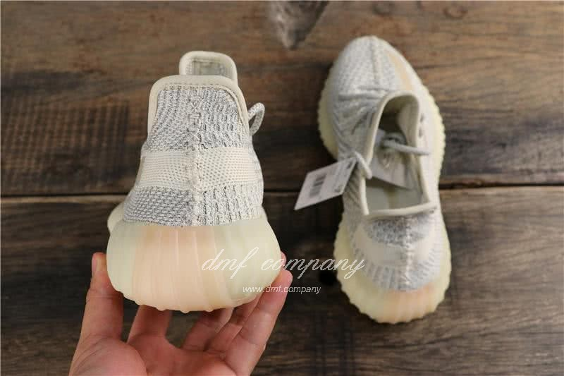 Adidas Yeezy Boost 350 V2 White Static Men Women Shoes 4
