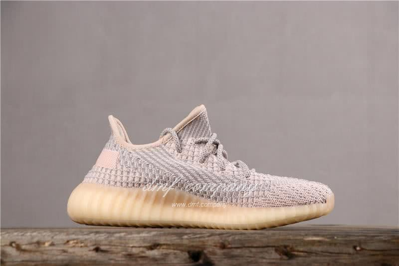 Adidas Yeezy Boost 350 V2 Pink Men Women Shoes 3