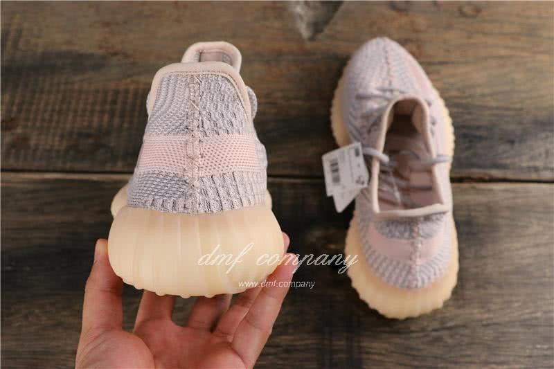 Adidas Yeezy Boost 350 V2 Pink Men Women Shoes 5