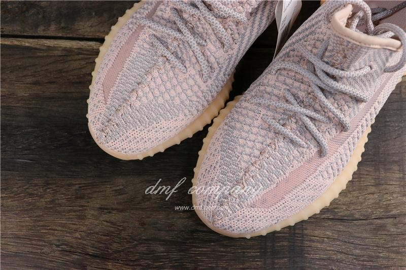 Adidas Yeezy Boost 350 V2 Pink Men Women Shoes 6