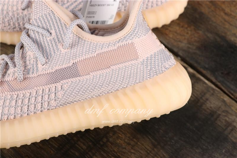 Adidas Yeezy Boost 350 V2 Pink Men Women Shoes 7