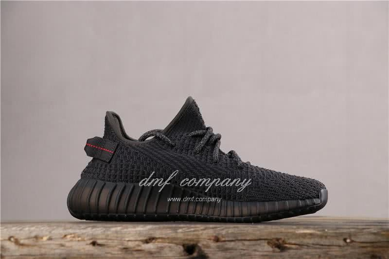 Adidas Yeezy Boost 350 V2 Black Men Women Shoes 2