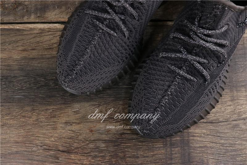 Adidas Yeezy Boost 350 V2 Black Men Women Shoes 5