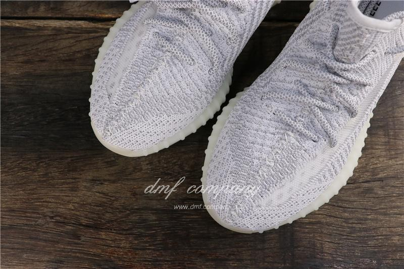 Adidas Yeezy Boost 350 V2 White Static Reflective Men Women Shoes 5