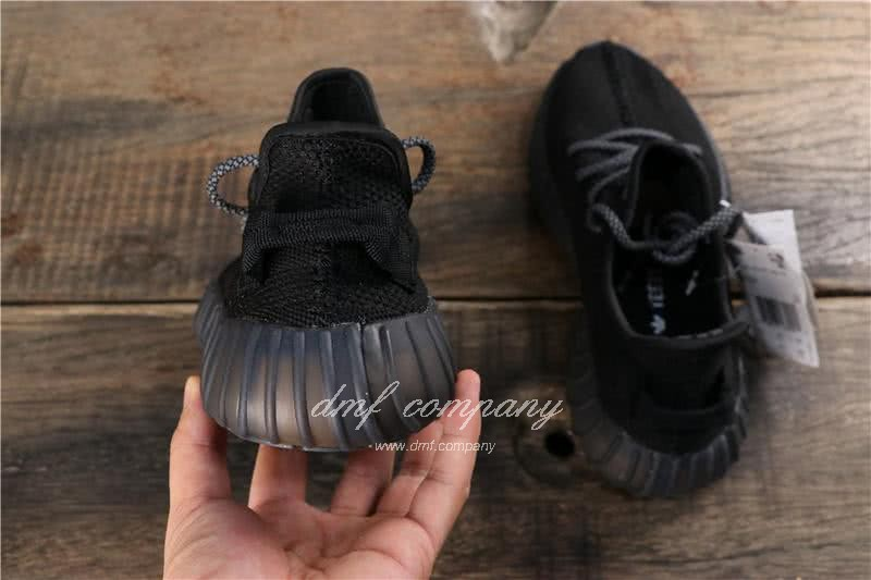 Adidas Yeezy Boost 350 V3 Shoes Black Men 4