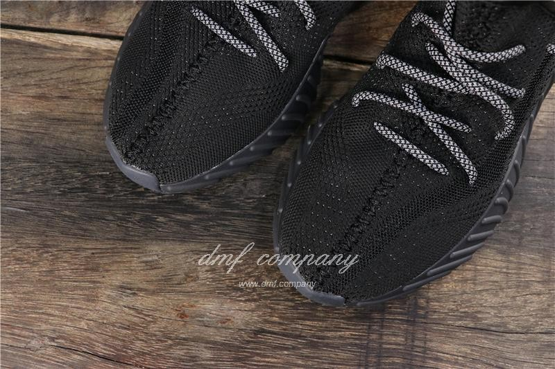 Adidas Yeezy Boost 350 V3 Shoes Black Men 5