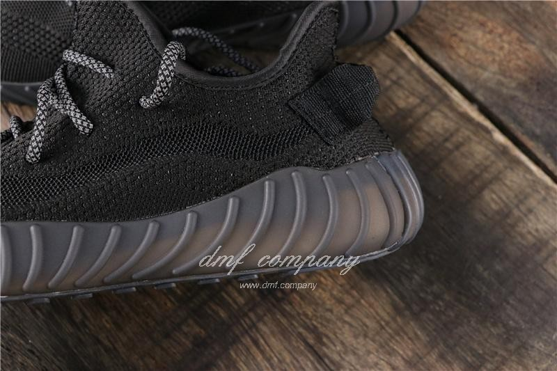 Adidas Yeezy Boost 350 V3 Shoes Black Men 6