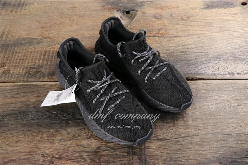 Adidas Yeezy Boost 350 V3 Shoes Black Men 7