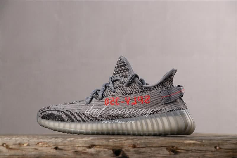 Adidas Yeezy Boost 350 V2 Men Women Grey Shoes 1