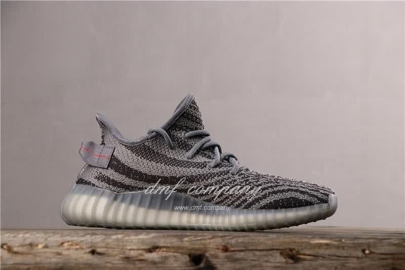 Adidas Yeezy Boost 350 V2 Men Women Grey Shoes 2