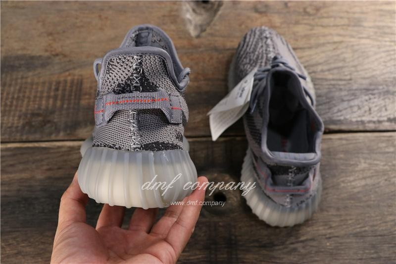 Adidas Yeezy Boost 350 V2 Men Women Grey Shoes 4