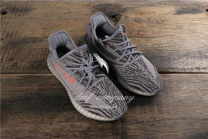 Adidas Yeezy Boost 350 V2 Men Women Grey Shoes 7