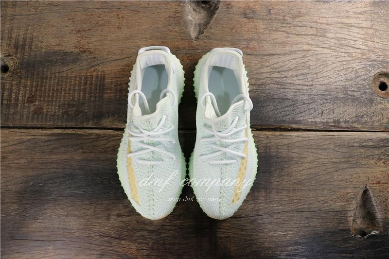"""Adidas Yeezy Boost 350 V2 """"BLACK REFLECTIVE"""" GET Shoes White Men 14"""