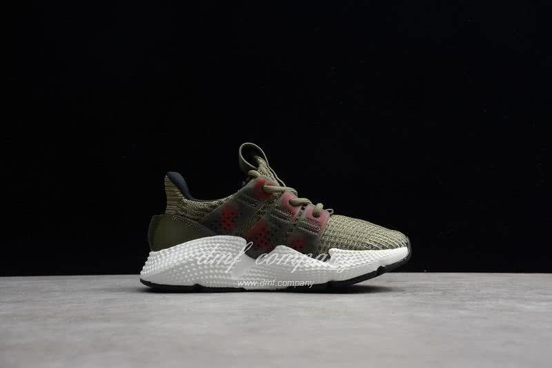 Adidas Prophere Kids Shoes Gery And Black 2