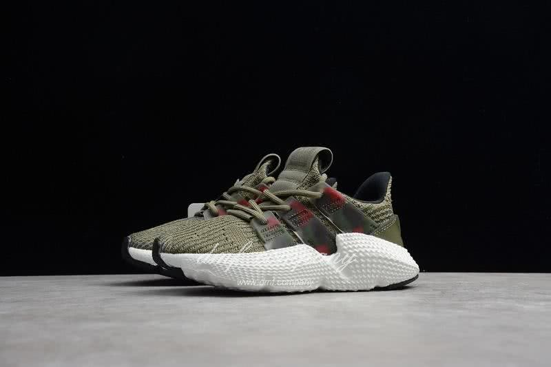 Adidas Prophere Kids Shoes Gery And Black 4