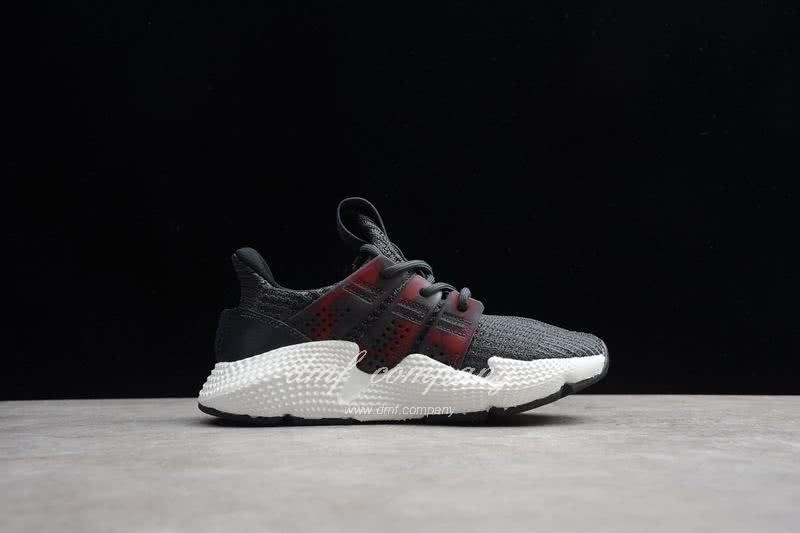 Adidas Prophere Kids Shoes Gery And Black 5