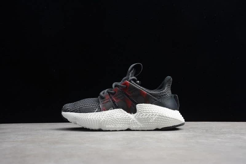 Adidas Prophere Kids Shoes Gery And Black 1