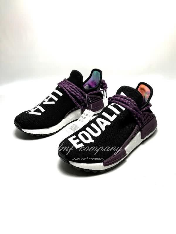 Pharrell Williams x Adidas NMD Black Purple White Men Women 2