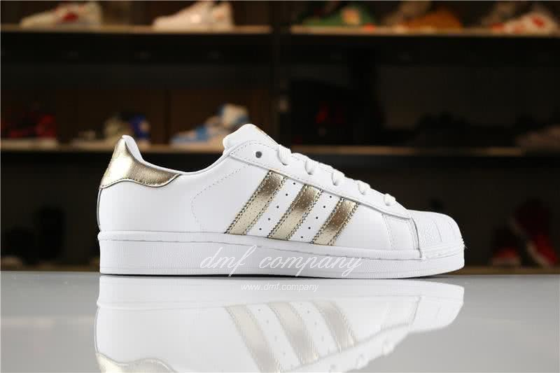 Adidas SUPERSTAR Rose Gold  Men/Women 3
