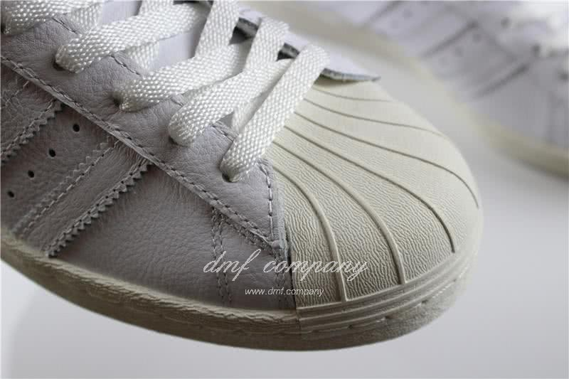 NEIGHBORHOOD x Adidas Originals Superstar 80s White Men/Women 7