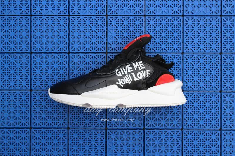 Adidas Yohji Yamamoto Black and Red Men / Women 6