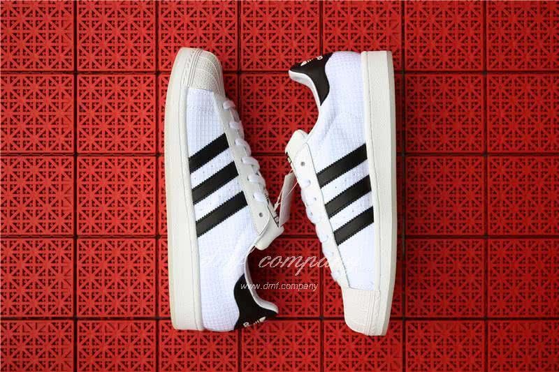 Adidas SUPERSTAR White Men/Women 4
