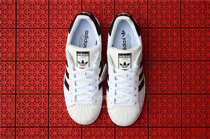 Adidas SUPERSTAR White Men/Women 5