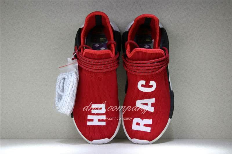 Adidas PW Human Race NMD Red Black And White Men And Women 7