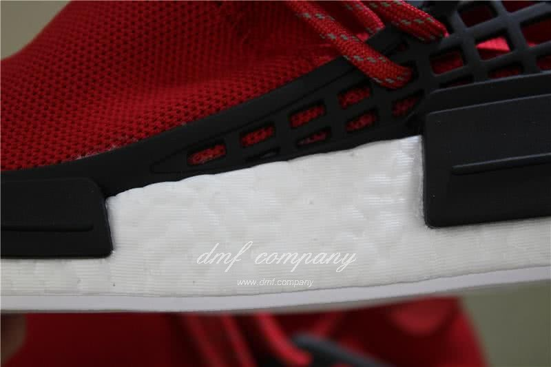 Adidas PW Human Race NMD Red Black And White Men And Women 8