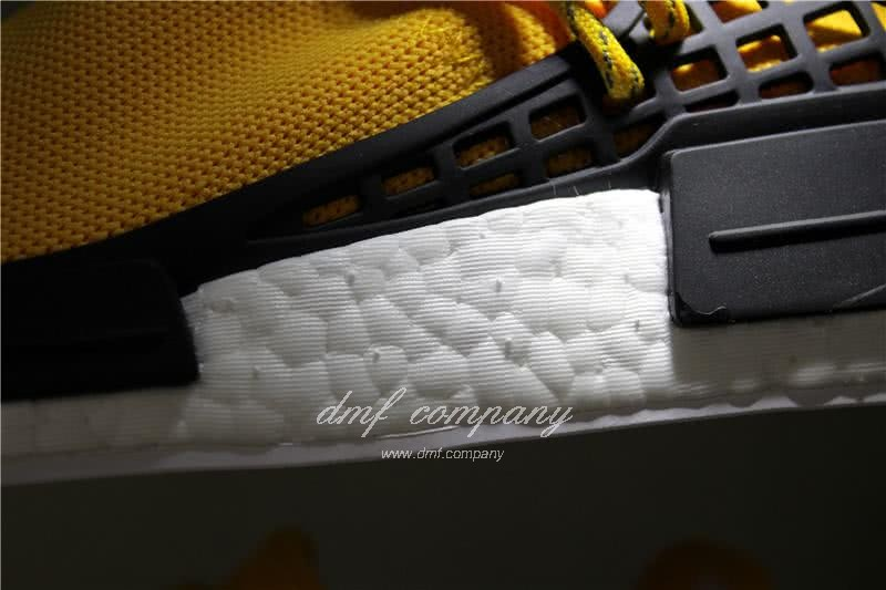 Adidas PW Human Race NMD Yellow Black And White Men And Women 8