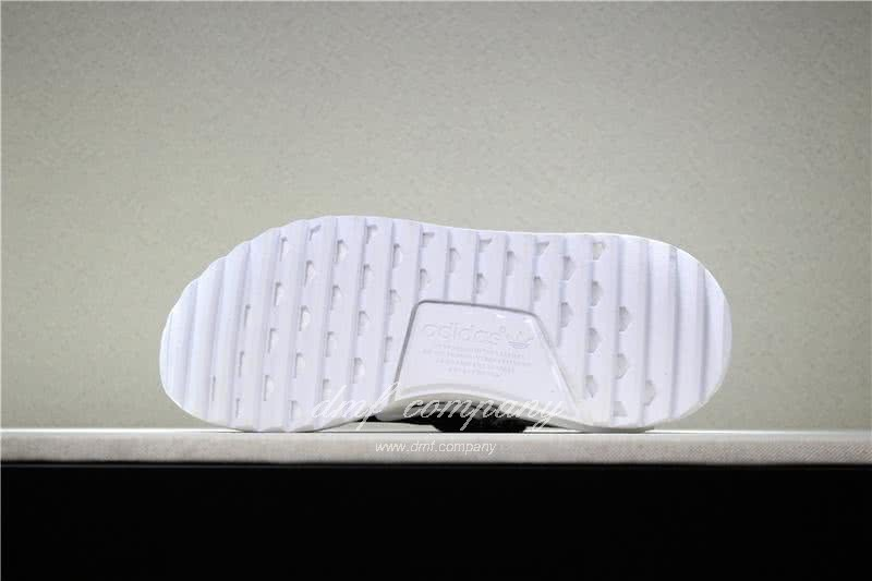 Adidas PW Human Race NMD Black And White Men And Women 4