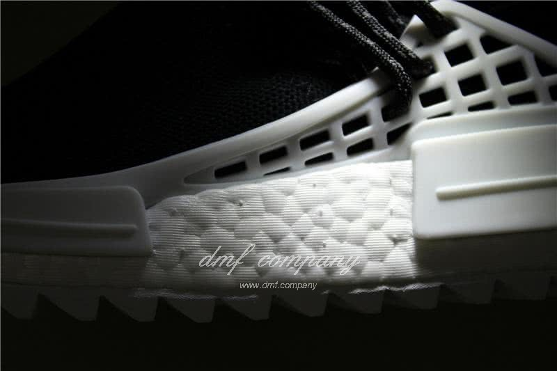 Adidas PW Human Race NMD Black And White Men And Women 8