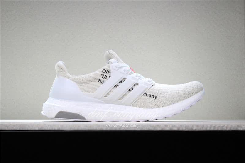 Adidas Ultra Boost 4.0 Women Men White Shoes 4