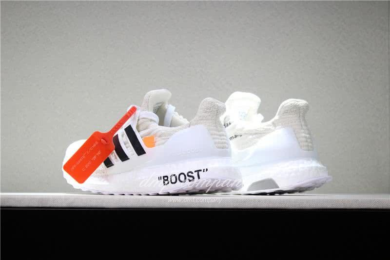 Adidas Ultra Boost 4.0 Women Men White Shoes 6