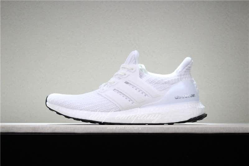 Adidas Ultra Boost 4.0  Men/Women WHITE 1