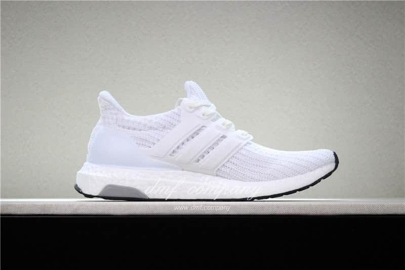 Adidas Ultra Boost 4.0  Men/Women WHITE 3