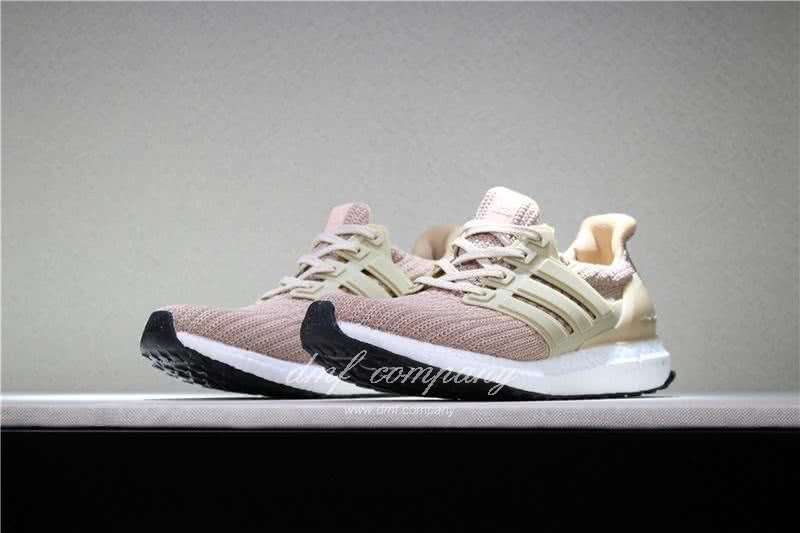 Adidas Ultra Boost 4.0 Women Pink Shoes 1