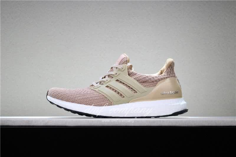 Adidas Ultra Boost 4.0 Women Pink Shoes 2