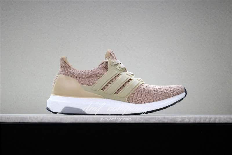 Adidas Ultra Boost 4.0 Women Pink Shoes 3