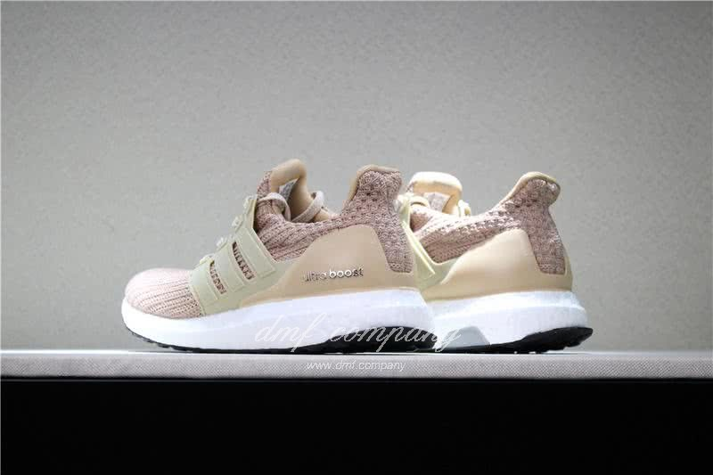 Adidas Ultra Boost 4.0 Women Pink Shoes 5