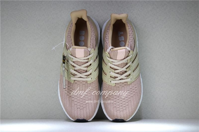 Adidas Ultra Boost 4.0 Women Pink Shoes 7