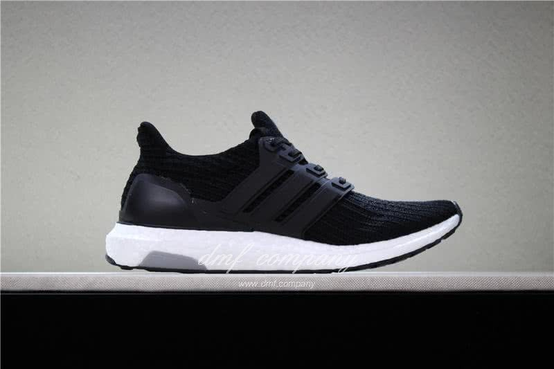 Adidas Ultra Boost 4.0 Men Women Black Shoes 3
