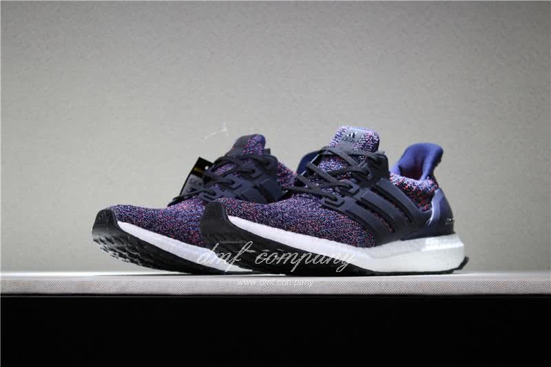 Adidas Ultra Boost 4.0  Men/Women Dark Blue 3