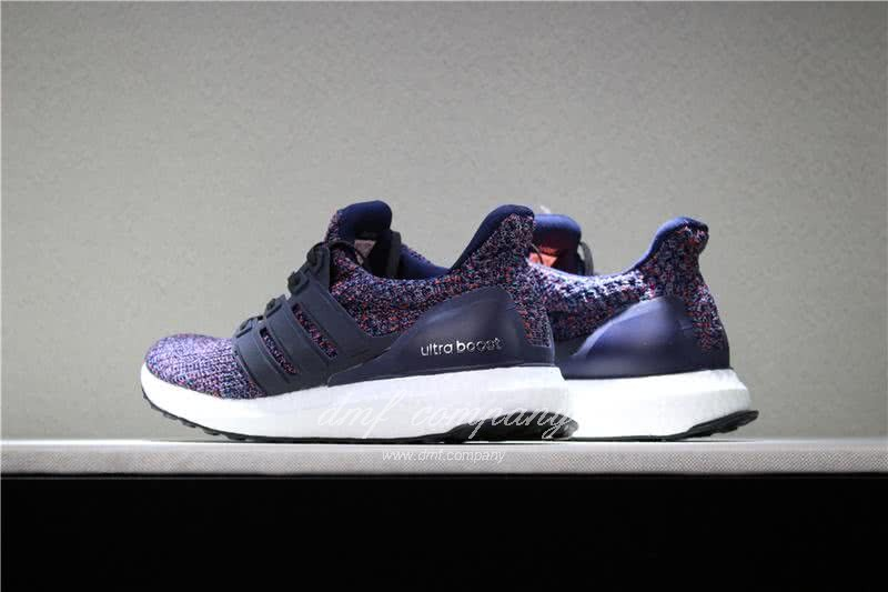 Adidas Ultra Boost 4.0  Men/Women Dark Blue 4